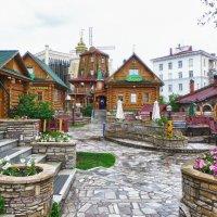 Усадьба в татарском стиле... :: Светлана Игнатьева