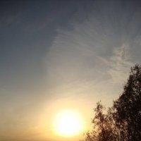 Закат на Волге... :: Надежда Савельева
