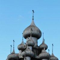 Преображенская церковь в Кижах :: Avada Kedavra!