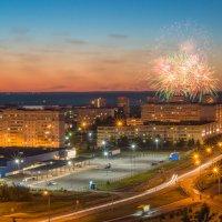 Салют на дне молодежи :: Марат Зангиров