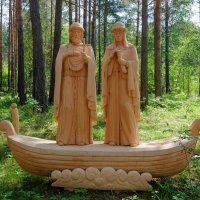 Скульптуры из дерева :: Анатолий Иргл
