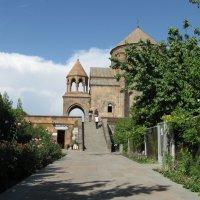 Церковь Святой Рипсимэ :: Volodya Grigoryan