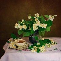 Жасминовый чай :: Надежда