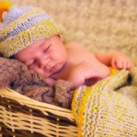новорожденный малыш :: Нинель Гюрсой