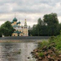 Вид на Преображенский собор. :: Александр Теленков