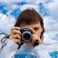 Юный фотограф :: Алекс Громов