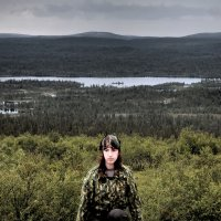 На заброшенной северной РЛС :: Ирина Гентош