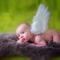 Малюсенький ангел. :: Ольга Егорова