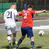 Прием мяча :: A. SMIRNOV