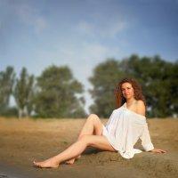 На пляже :: VikTori Knyazeva