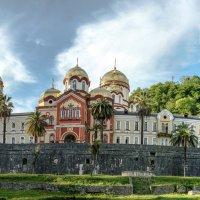 Новоафонский монастырь :: Владимир Дороненко
