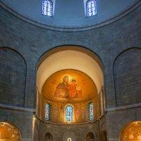 Иерусалим, Дормицион, интерьер :: Игорь Герман