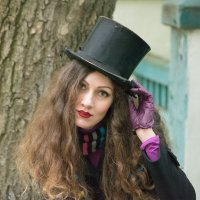 Приключения Алисы в Белгороде :: Александр Руцкой