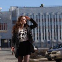 улицы города :: Вера Ярославцева