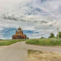 Хвощеватка, храм вмц. Параскевы Пятницы :: Александр Видеомания