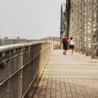 Через мост :: Елизавета Вавилова