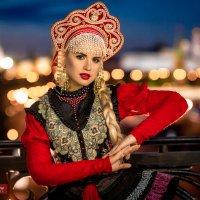 Мисс Россия Ксения Сариновская :: Фотограф Андрей Журавлев