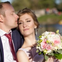 Свадьба на природе :: Оля Ветрова
