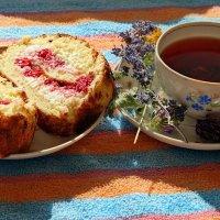 Не испить ли чаю травяного вместо кофию?)) :: Андрей Заломленков