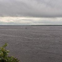 Одинокий рыбак на Неве :: Павел Голубев