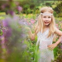 красота полей :: Лидия Веселова