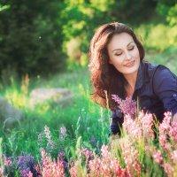 ах,эти цветочки))) :: Лидия Веселова