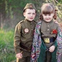 Ко Дню Победы :: Анна Фрошгайзер