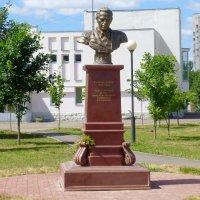 Памятник разведчику Рихарду Зорге :: Наиля