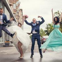 Очень веселая свадьба! ) :: Вячеслав Никулин