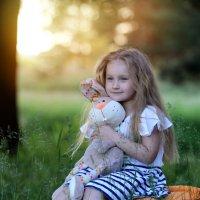 Детский портрет :: Сергей Елькин