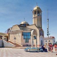 Летний день на Морвокзале :: Вахтанг Хантадзе