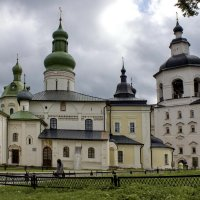 Кирилло-Белозерский монастырь. :: Ольга Лиманская