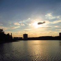 Люблю снимать воду :: Андрей Лукьянов