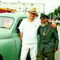 Вместе с Козлевичем. . . :: Vladimir Semenchukov