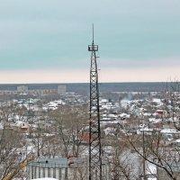 Самый серый город :: Кирилл Лунин