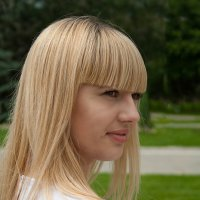 Взгляд в сторону :: Екатерина Кузнецова