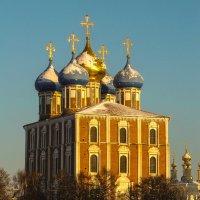 Успенский собор в Рязани :: Alexander Petrukhin