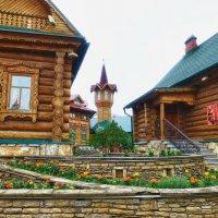 Фрагмент татарской усадьбы :: Светлана Игнатьева