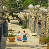 Иерусалим. Галереи у Старого Города. :: Игорь Герман