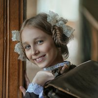 Школьные годы :: Надежда Шибина