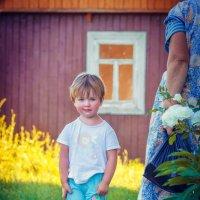 Детство в деревне :: Tatsiana Latushko