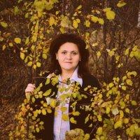 Моя осень :: Анна Коновалова