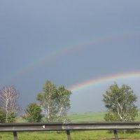 Двойная радуга :: Варвара
