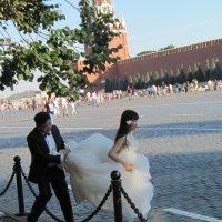 На Красной площади :: Маера Урусова