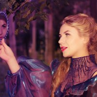 "В зеркале кто-то другой... :: Фотостудия ""Fox tale"""