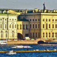 дворцовая набережная с другого берега :: Елена