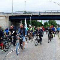 Велозаезд в защиту климата :: Nina Yudicheva