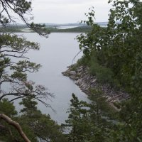 Горы и озера :: Olga Vunova