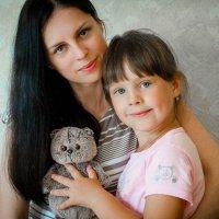 Мамина дочка) :: Юлия