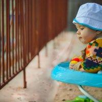 ребенок :: Valeriya Samsonova